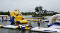 BALI Giant Inflatable Floating Water Parks Manufacturer / Bouncia Aqua Park