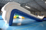 Factory Price Airtight Inflatable Floating Yacht Water Slide